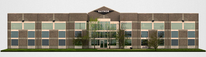 Building: Raymor Industries Inc.
