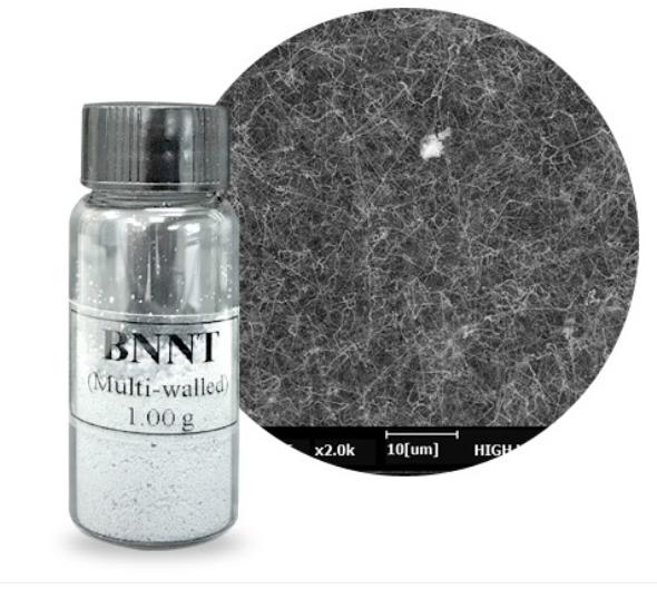 Boron Nitride Nanotubes – BNNT